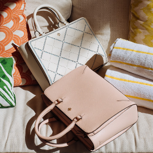 Up to 30% Off+Extra 25% Off Tory Burch Women Handbags and Accessories Sale @ Bloomingdales