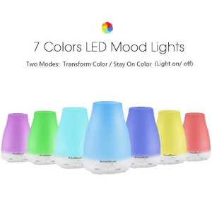 Best Seller! InnoGear Aromatherapy Essential Oil Diffuser  + Essencial Oil