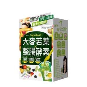 Sasa.com: Uni Nippon, Noto • Uni Nippon Superfood Barley Leaves x Enzyme Powder (20 piece)