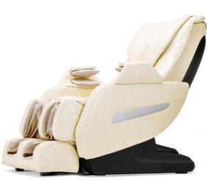 $684.99 + Free Shipping Brown Full Body Zero Gravity Shiatsu Massage Chair Recliner 3D Massager Heat
