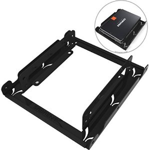 Sabrent 2.5 Inch to 3.5 Inch Internal Hard Disk Drive Mounting Kit + Hard Drive Connection Kit