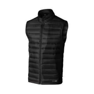 Oakley Icon Lightweight Down Vest in Blackout | Oakley