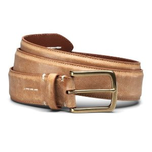 Montana Men's Premium Leather Casual Belts
