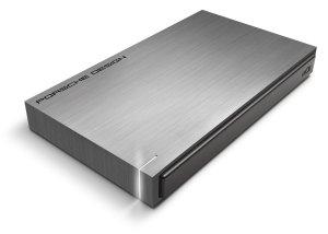 LaCie Porsche Design P'9220 2TB USB 3.0 Portable Hard Drive