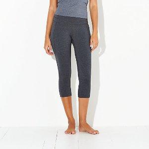 Hatha Capri Legging |Crops Studio| lucy activewear