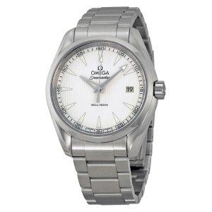 Omega Seamaster Aqua Terra Men's Watch 23110396002001 - Seamaster Aqua Terra - Omega - Watches - Jomashop