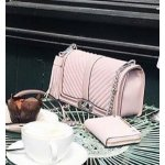 Select Baby Pink Bags @ Rebecca Minkoff