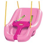 Little Tikes Snug 'n Secure Pink Swing Recall