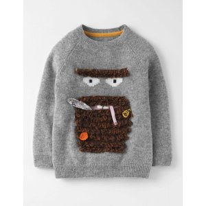 Mr Twit Sweater 23009 Knitted Sweaters at Boden