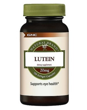 GNC Natural Brand Lutein 120 Capsule