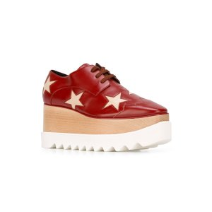 Stella Mccartney 'elyse' Platform Shoes