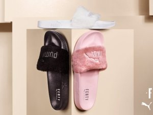 New Arrival! Puma x Rihanna Lead Cat Slides @ shopbop.com