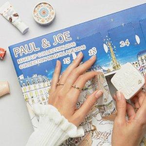 $91 Paul & Joe Make Up Collection Advent Calendar/12 Days @ ASOS