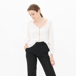 Anju Top - Tops & Shirts - Sandro-paris.com