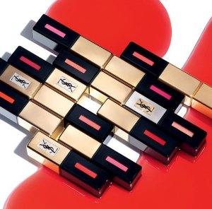 Extra 10% OffYves Saint Laurent Beauty Purchase @ Saks Fifth Avenue
