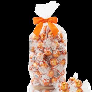 Dark Orange LINDOR Truffles 75-pc Gift Bag | Lindt Chocolate