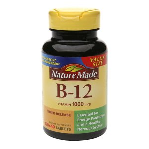 Nature Made B-12 Vitamin 1000 mcg Dietary Supplement Tablets | Walgreens