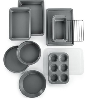$6.99 Tools of the Trade 10-Pc. Bakeware Set @Macy's