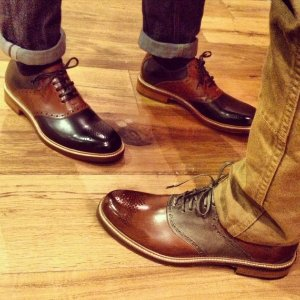 30% Off Men's Oxfords & Monks Sale @ Cole Haan