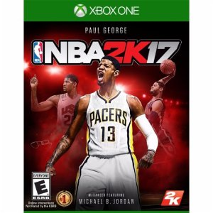 $29.99NBA 2K17 Standard Edition Xbox One / PS4
