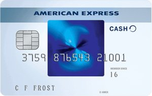 Earn $100 back. Terms ApplyBlue Cash Everyday® Card from American Express