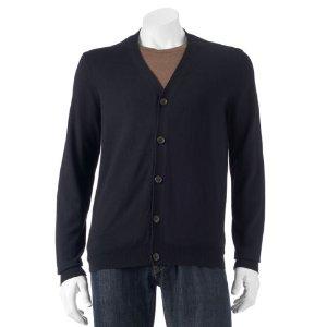 Men's Croft & Barrow® Classic-Fit 12gg Cardigan