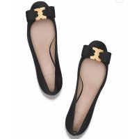 The Last Day! 30% Off with Gemini Bow Flat and Pump Orders $250+ and Free Shipping@ Tory Burch