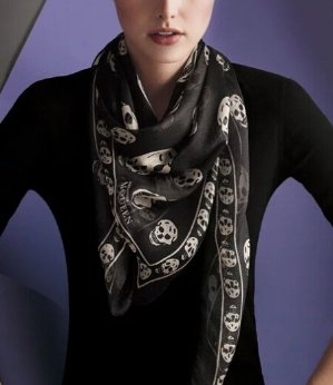 $50 Off $200with Alexander McQueen Scarves @ Neiman Marcus