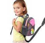 $10.97 BRICA By-My-Side Safety Harness Backpack, Pink