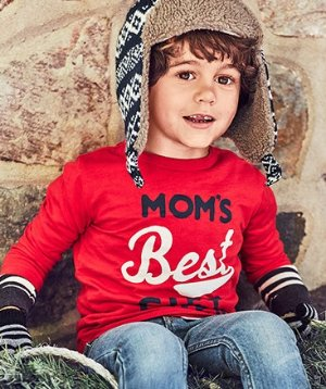 Free Shipping! 50% off Entire Store +  Extra 25% off $40+ Cyber Monday Kids Apparel Big Sale @ OshKosh BGosh