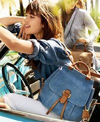 Extra 20% Off+Up to $40 Macy's Money Select MICHAEL Michael Kors Handbags @ macys