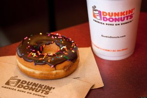 Dunkin Donuts $10 GC Invitation-only
