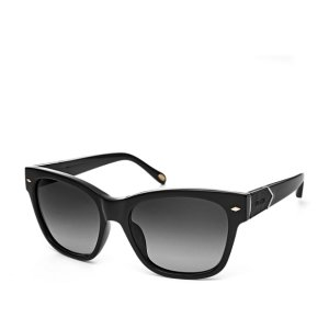 Whitlow Cat Eye Sunglasses - Fossil