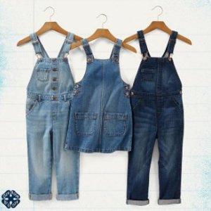 Up to 70% Off + Extra 30% off $70+ B'gosh Blue Jeans Collection @ OshKosh.com