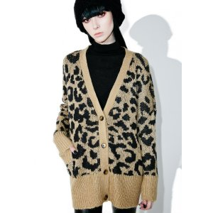 Wildfox Couture Roar Cardigan | Dolls Kill