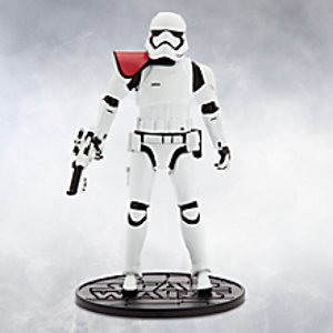 First Order Stormtrooper Officer Elite Series Die Cast Action Figure - 6 1/2'' - Star Wars: The Force Awakens | Disney Store