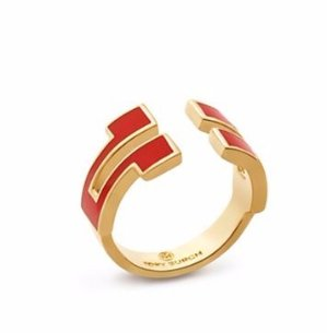 TUNIC-T RING @ Tory Burch