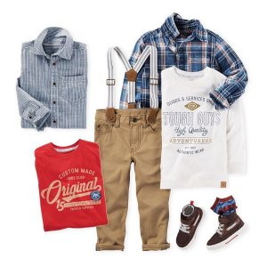 70% Off + Extra 25% Off Free Shipping with OshKosh! Select Baby and Kid's Styles @ Carter's