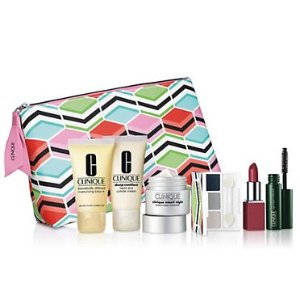 Exclusive 7-Piece Set Your Gift with any Clinique purchase of $27 or more - a $70 Value | Lord & Taylor
