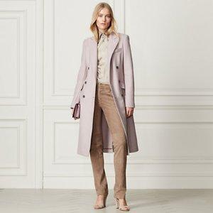 Fabian Wool-Cashmere Coat - Coats � Coats & Trenches - RalphLauren.com