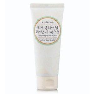 Sasa.com: Soo Beauté, Pore Clearing Volcanic Clay Mask (100 ml)