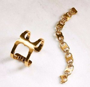 30% Off with Gemini Jewelry Orders $250+ and Free Shipping @ Tory Burch