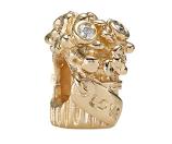 PANDORA Love Bouquet 14K Diamond Charm