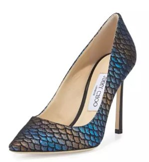 30% Off with Jimmy Choo Shoes Purchase @ Bergdorf Goodman