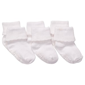 Toddler Girl 3-Pack Cuff Socks | Carters.com