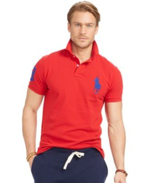 Up to 70% Off+Extra 30% Off Select Polo Ralph Lauren Shirts @ macys.com