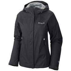 Columbia Sleeker Rain Jacket - Women's | Campmor