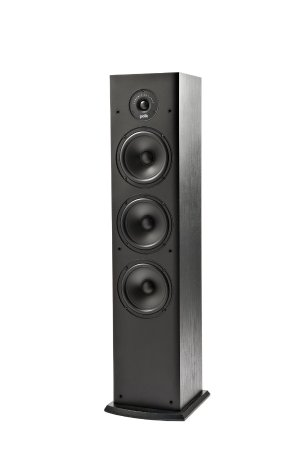 $74.95Polk Audio T50 Home Theater and Music Floor Standing Tower Speaker