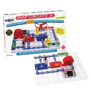 $18.99(reg.$22.99) Snap Circuits Jr. SC-100 Electronics Discovery Kit