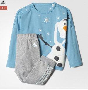 DISNEY OLAF SET @ adidas